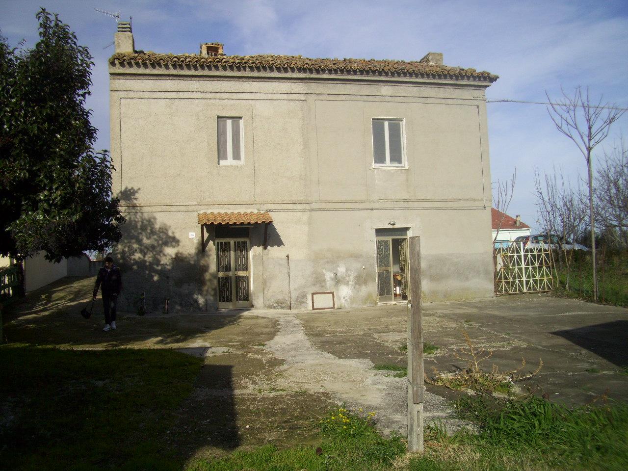 rif 496 – Scerni – Porzione di casa di campagna – € 40000