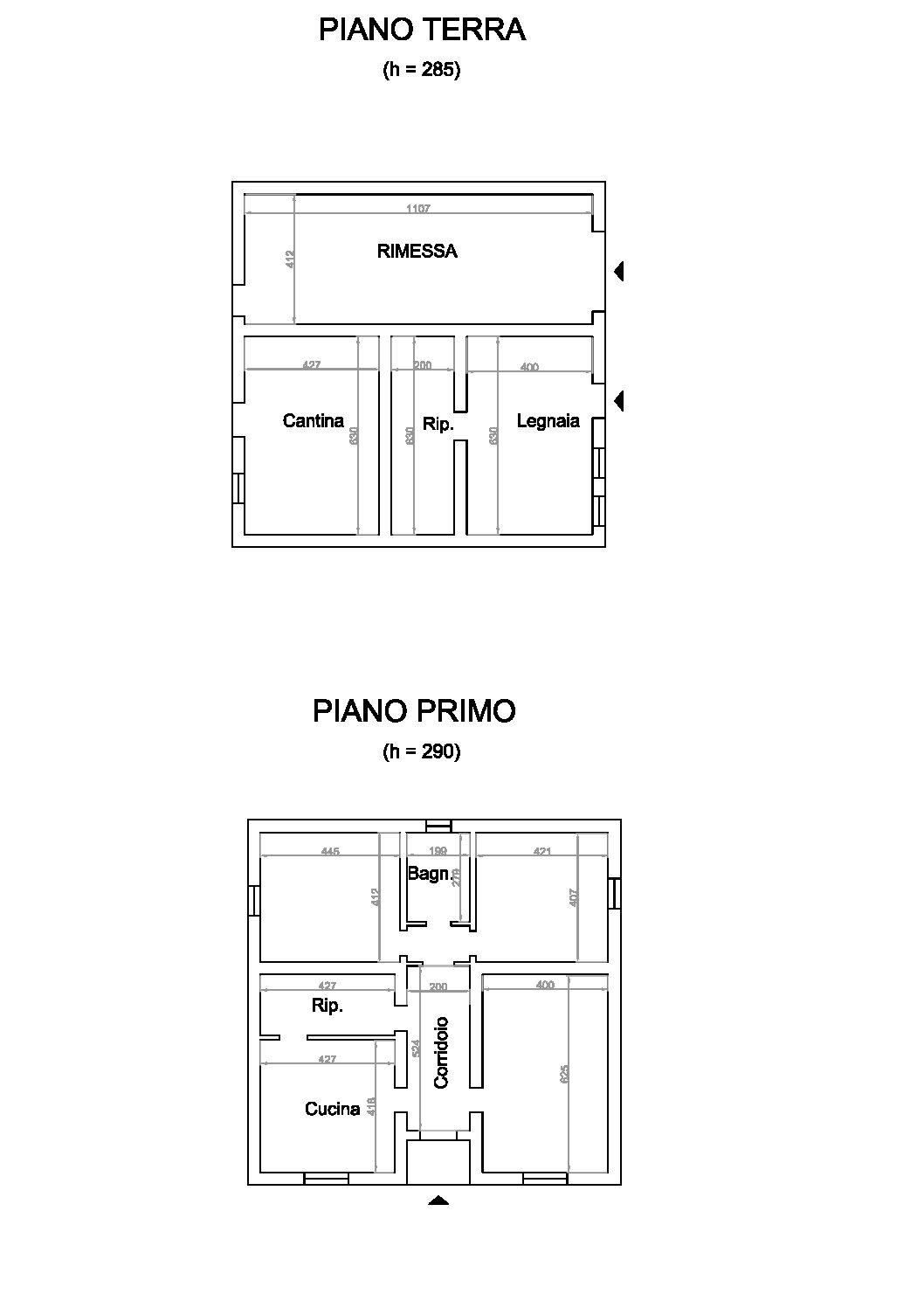 floor plans ref 988