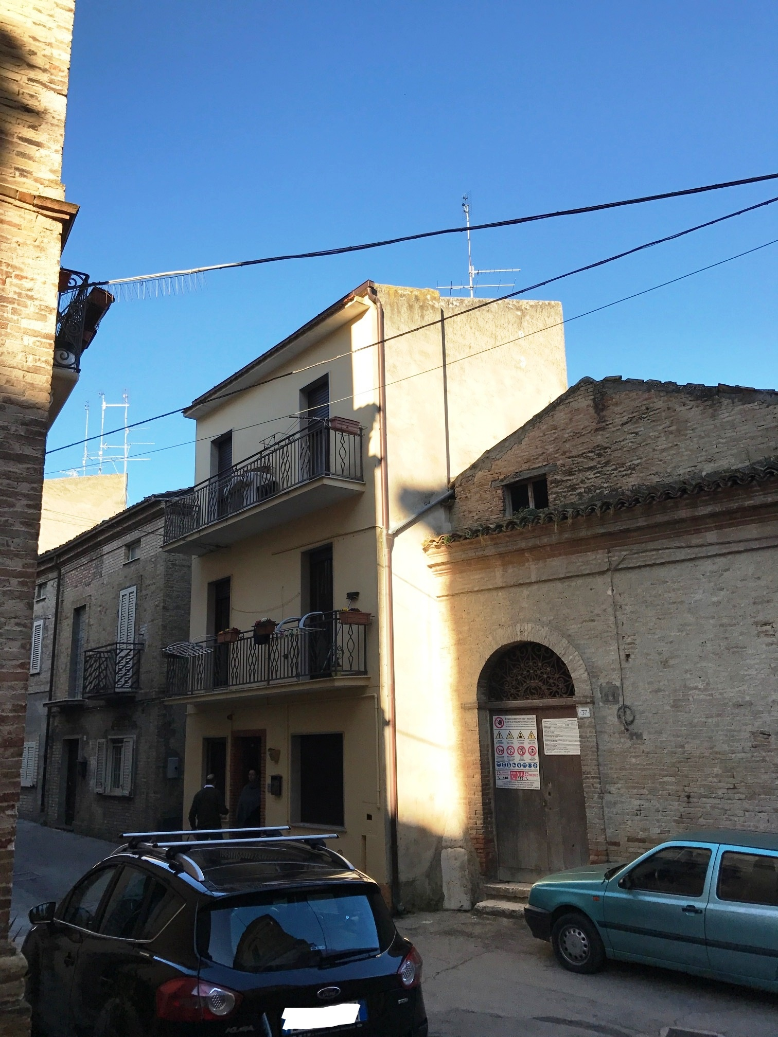 rif 975 Monteodorisio – Abitazione in centro storico ristrutturata – € 90000