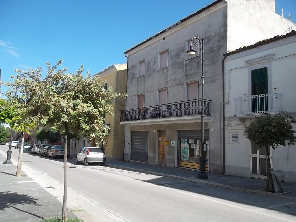 rif 1012 – Scerni – Abitazione in centro  – € 140000