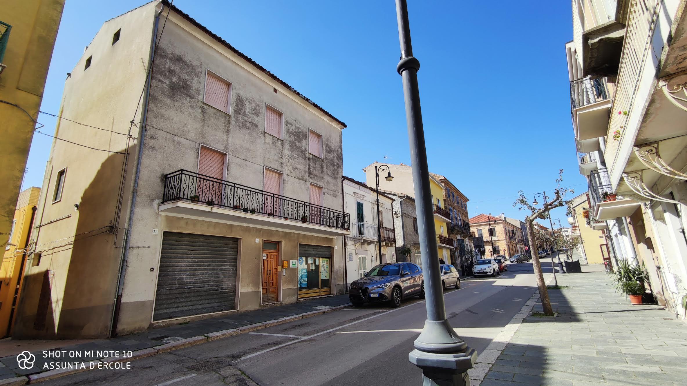 rif 1012 – Scerni – Abitazione in centro  – € 110000