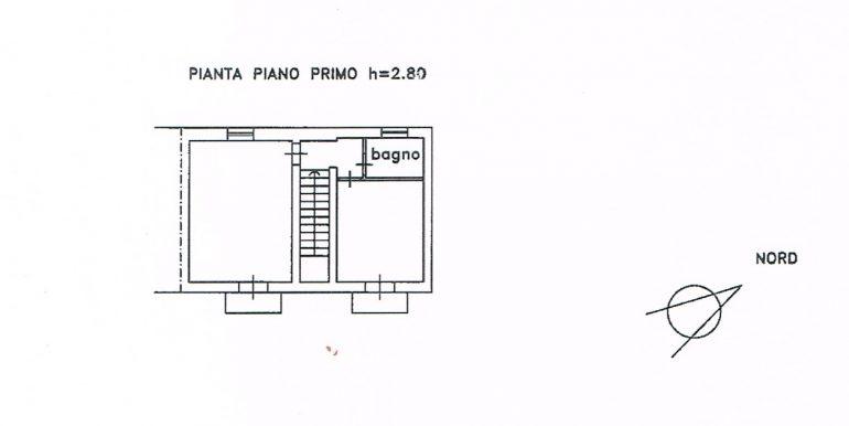 PIANTA PIANO PRIMO