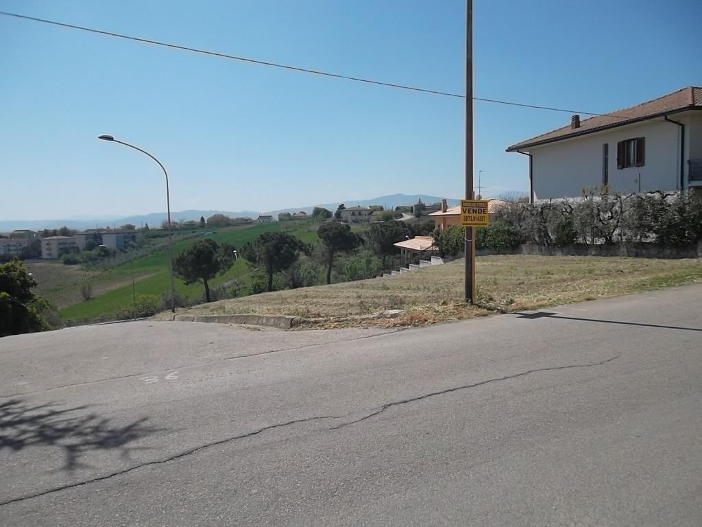 rif 1060 – Scerni – Terreno edificabile in zona residenziale – da € 60.000