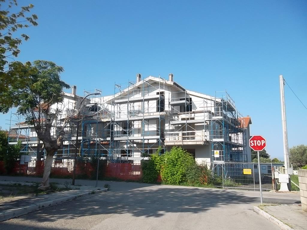 Rif 1083 Casalbordino (CH) – Appartamenti  in fase di completamento – STREPITOSO senza commissioni agenzia!!!
