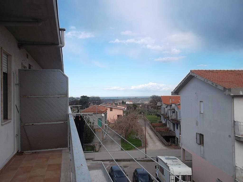 rif 1057 Casalbordino  (CH) – Appartamento con vista mare – €75000