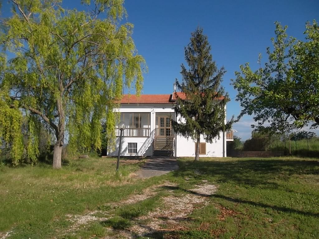 rif 959 Pollutri (CH) – Cottage con giardino e vista mare –