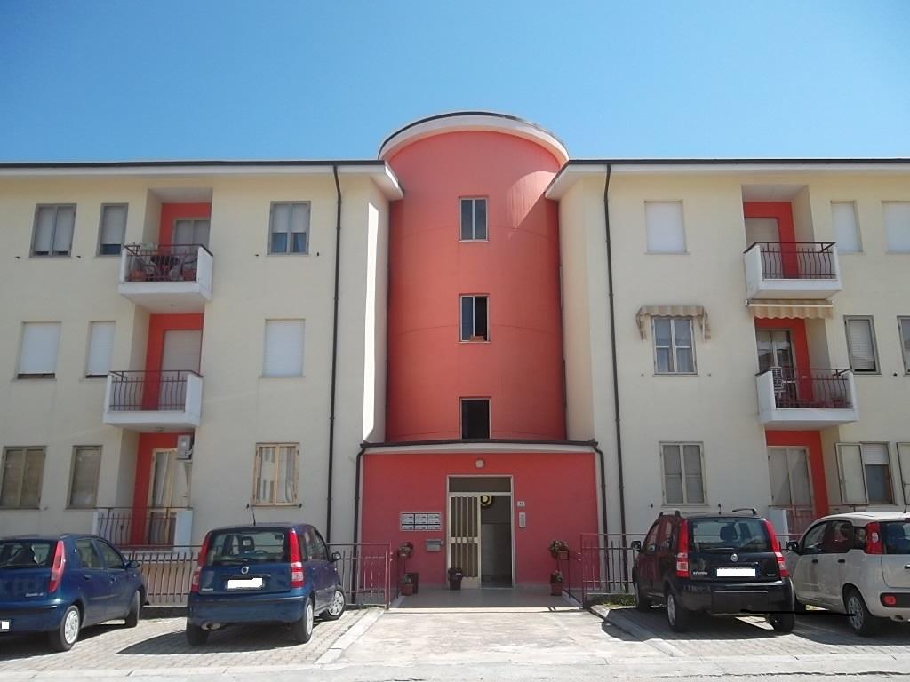 rif 1090 – Gissi (CH) – Appartamento con garage e soffitta – € 83.000