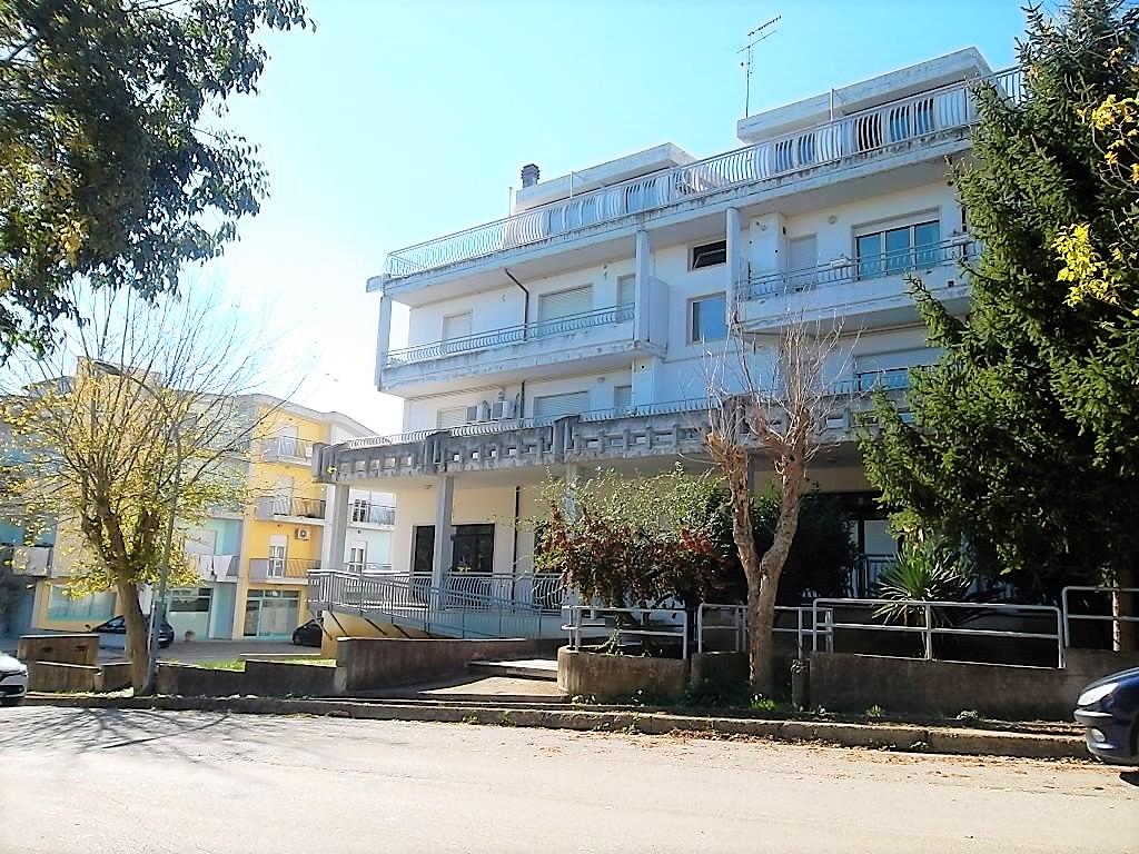 rif 1101 Casalbordino – Appartamento centrale con terrazzo panoramico – € 110000