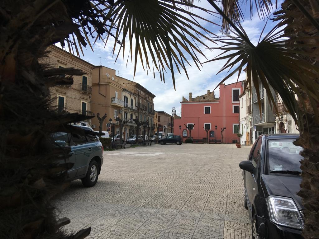 rif 1089 – Pollutri (CH) – Casa antica in centro paese – € 75000