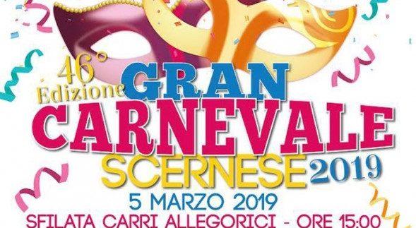 Carnevale a Scerni (CH)