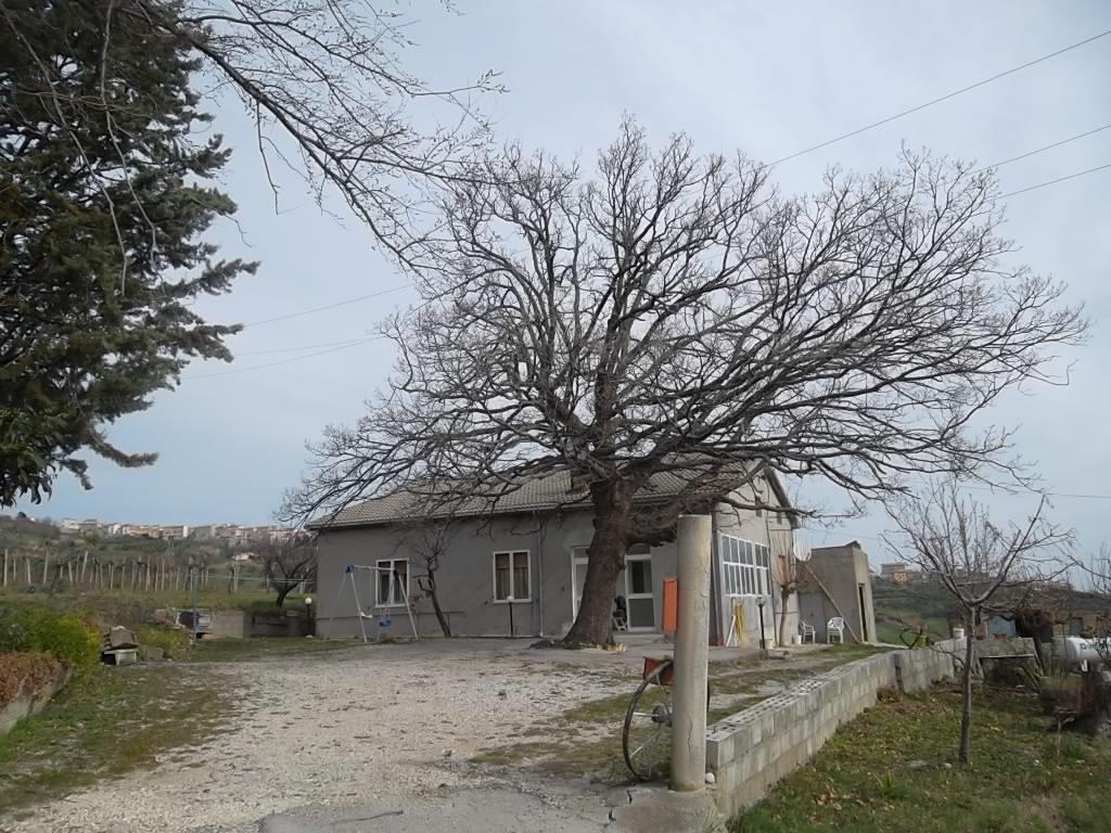 rif 1121 Carpineto Sinello – Cottage e giardino con vista panoramica – € 55000