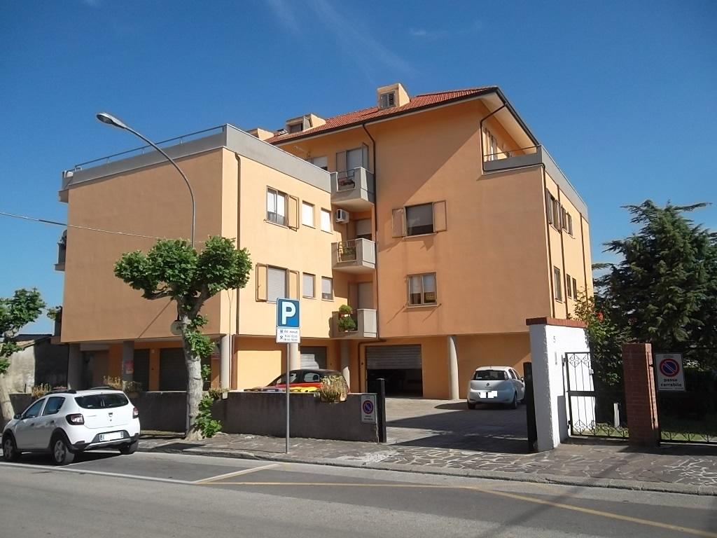 rif 1131 Scerni (CH) – Appartamento con garage centro paese – € 110000