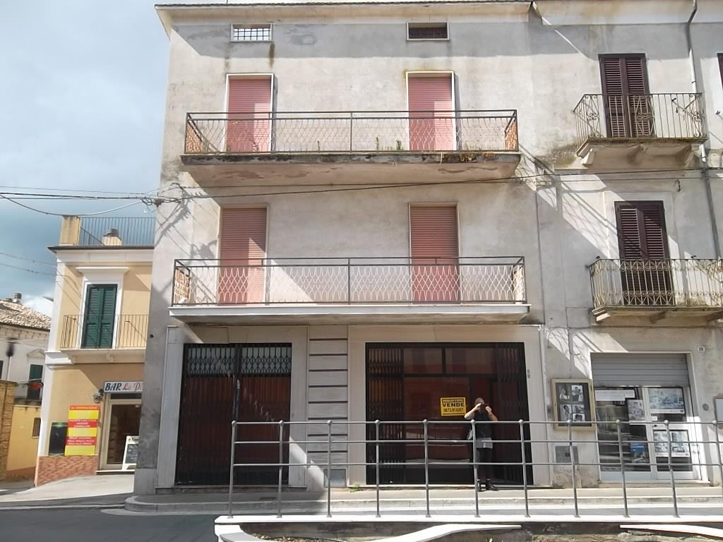rif 1138 Casalbordino (CH) – Casa in centro paese con terrazzo vista mare –