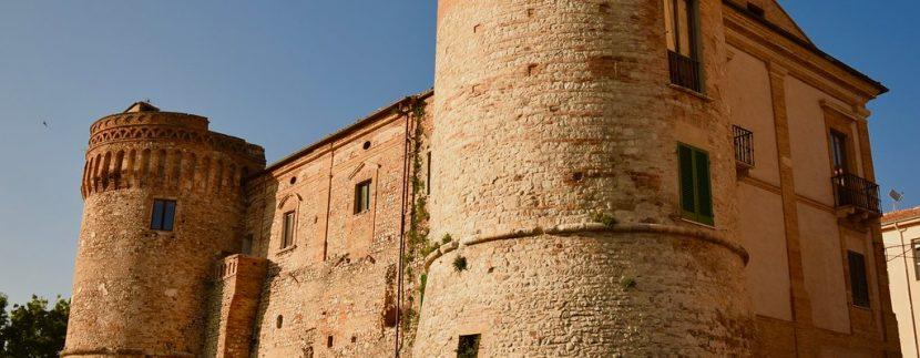 Il Castello di Monteodorisio
