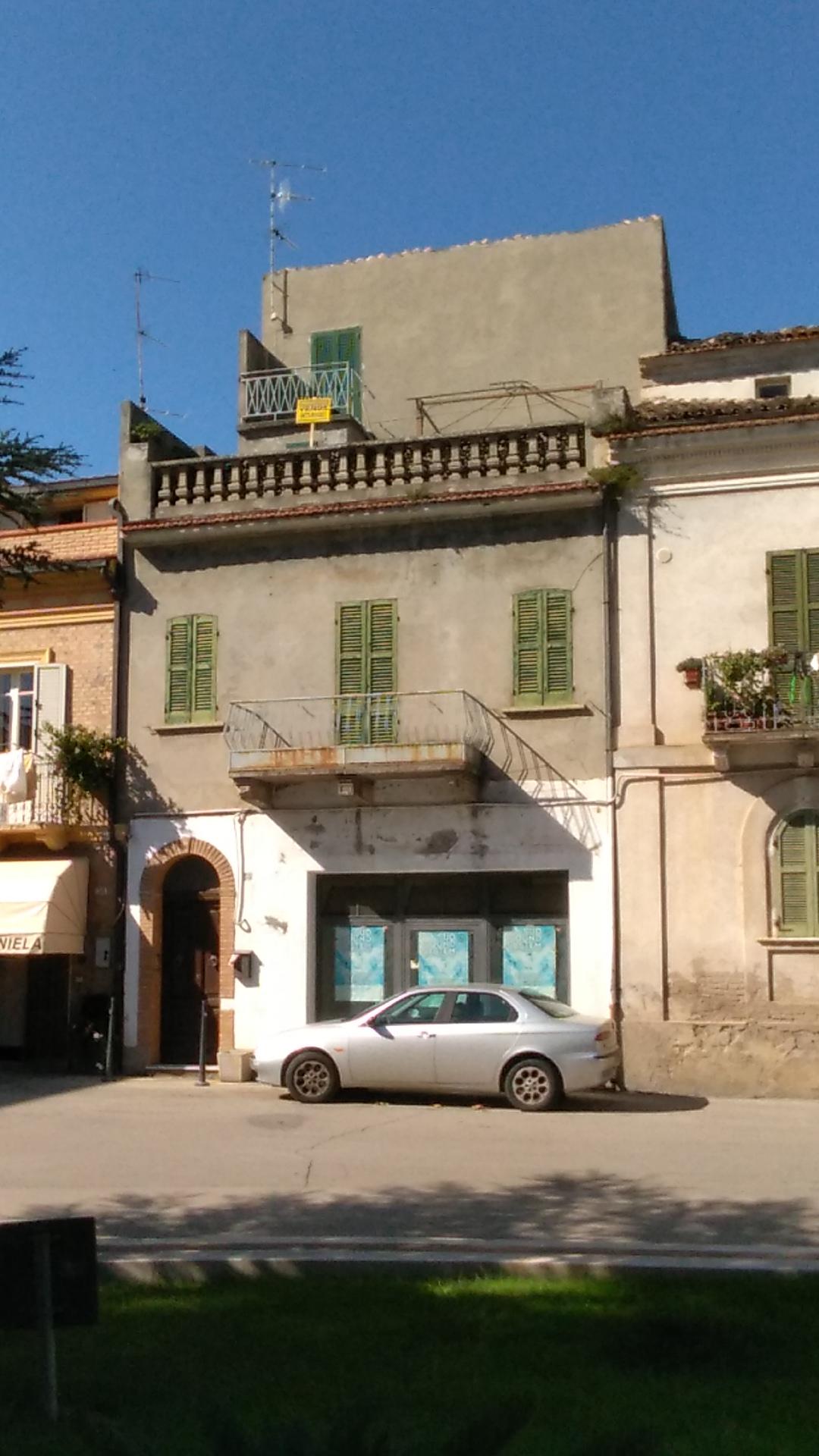 rif 1155 – Casalbordino  (CH) – Appartamentino con  terrazzo – € 50000