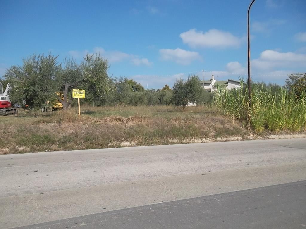 rif 1153 – Pollutri (CH) – Terreno edificabile – Rudere e terreno