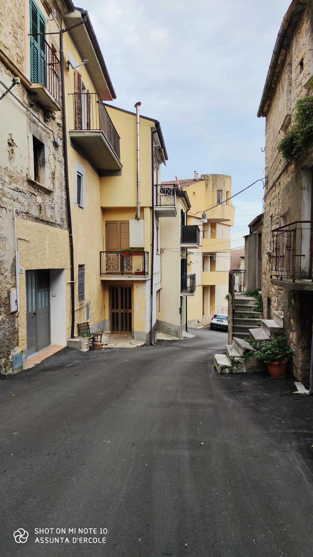 Rif 1198 Casalanguida – Casa in Paese con garage – € 35000