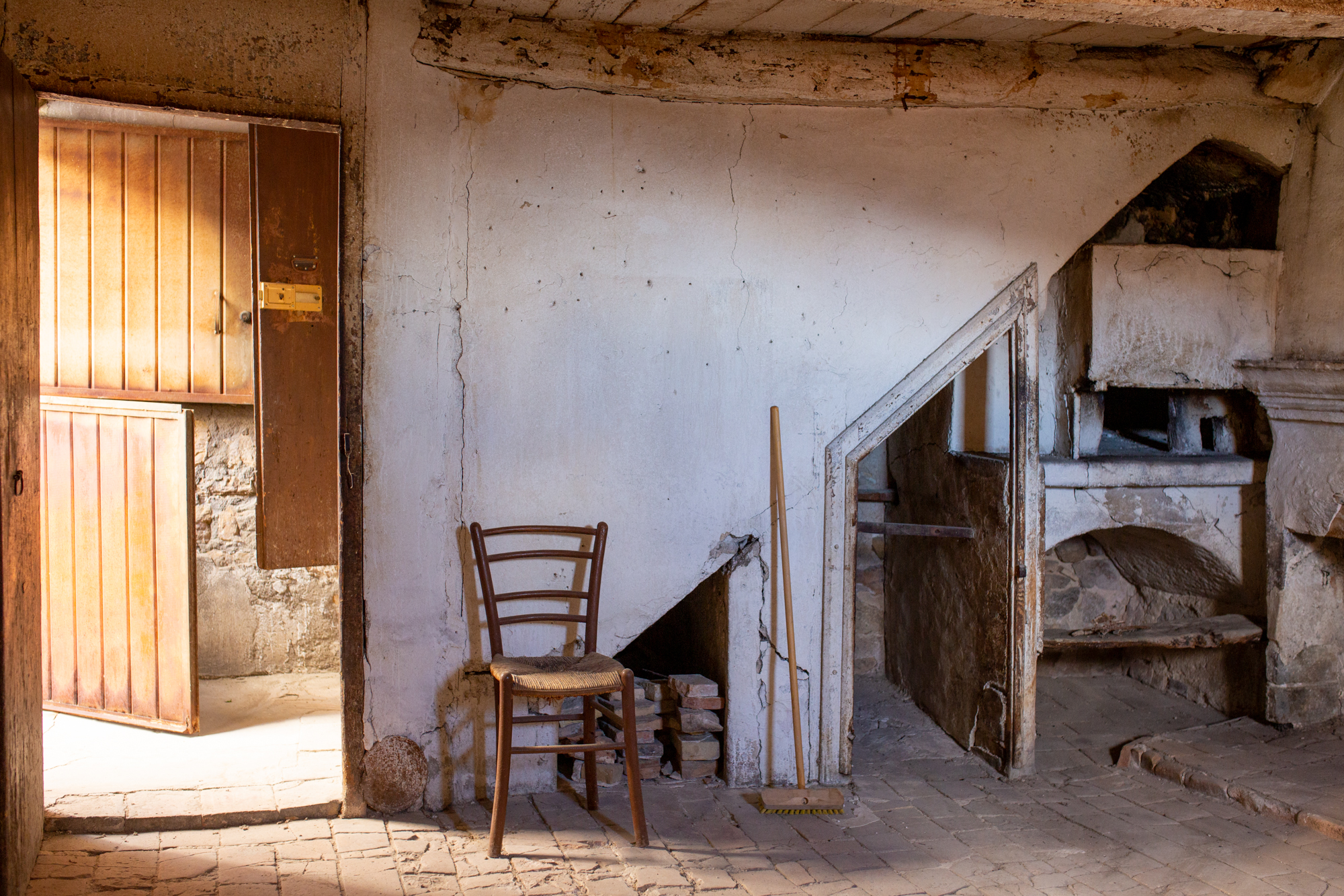 Rif 1207 San Buono – Casa Medievale con vista panoramica – € 13000