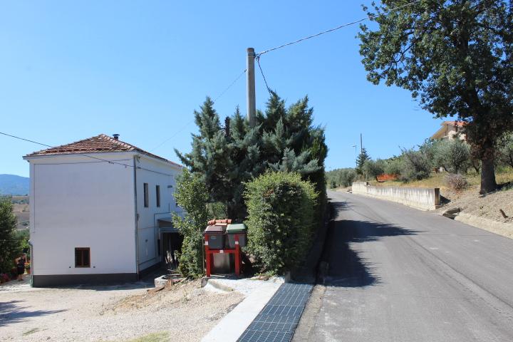 rif 1213 Casalanguida (CH) – Casolare e terreno – € 120000