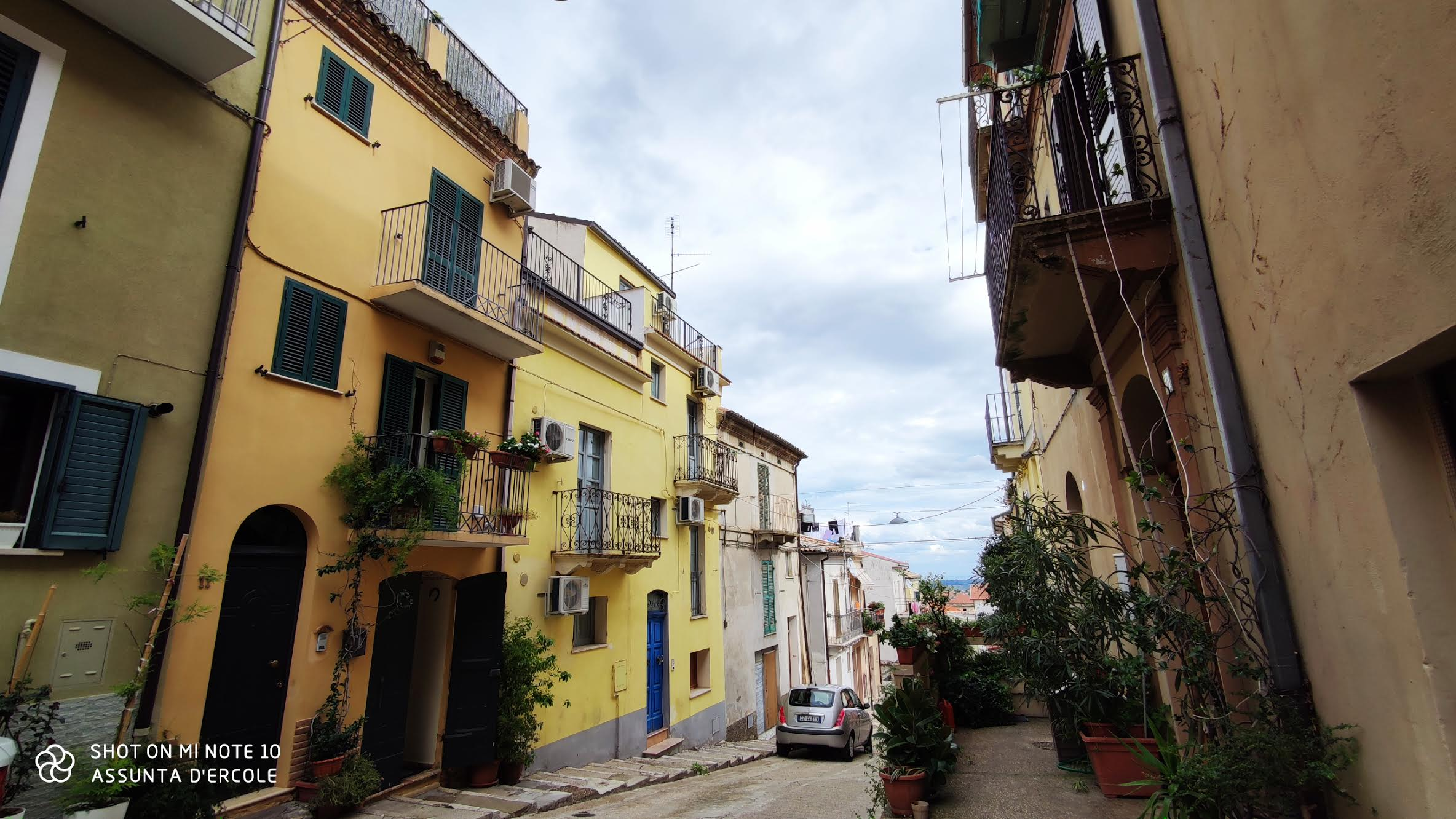 Rif 1215 – Casalbordino (CH) -Caratteristica casa per amatori – € 180.000