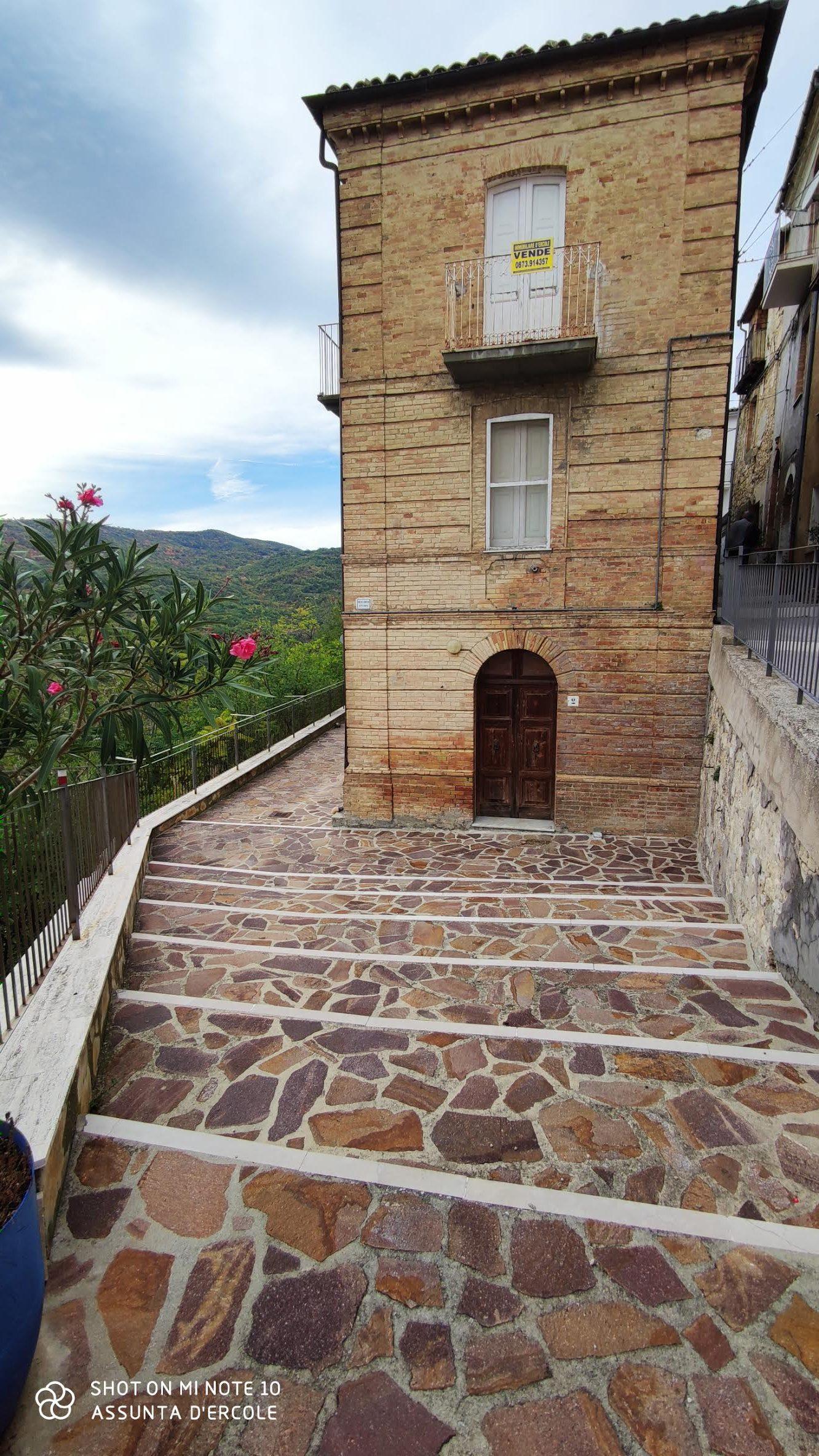 rif 1177 San Buono (CH) – Abitazione a mattone a vista – € 57000