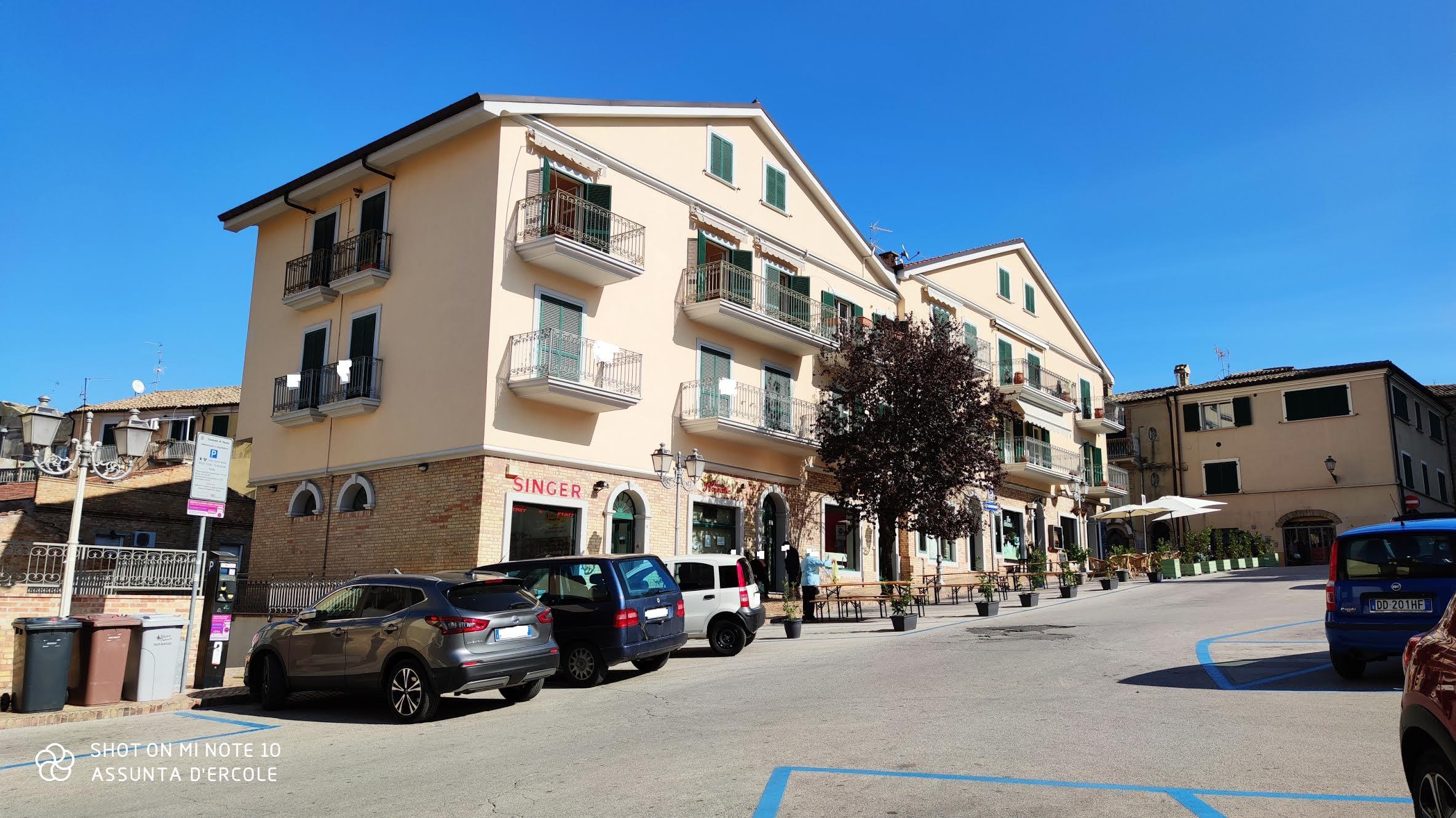 rif 1243 Vasto (CH) – Appartamento duplex in centro – € 280.000