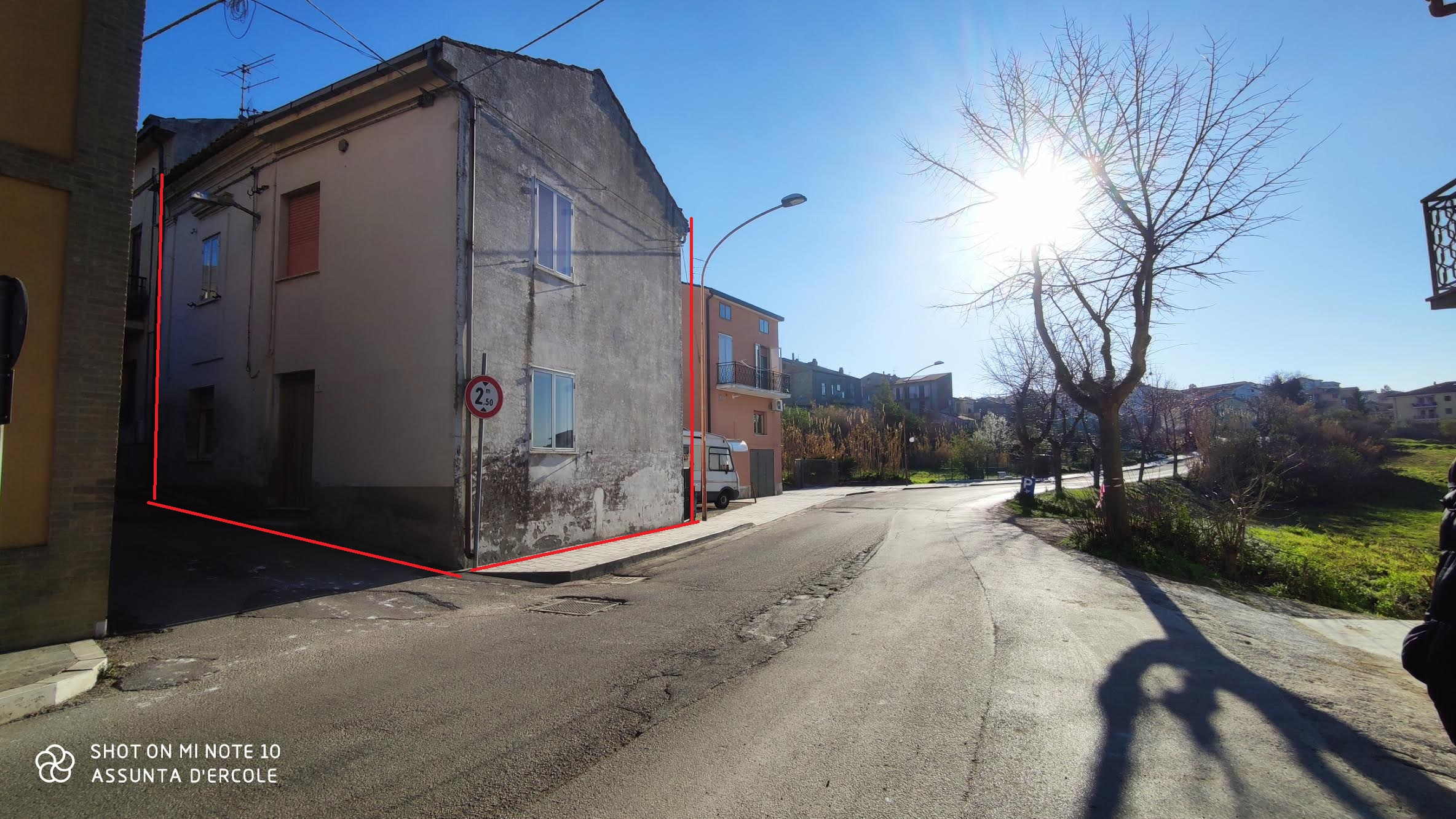 rif 1245 Scerni (CH) Abitazione in centro paese € 75000