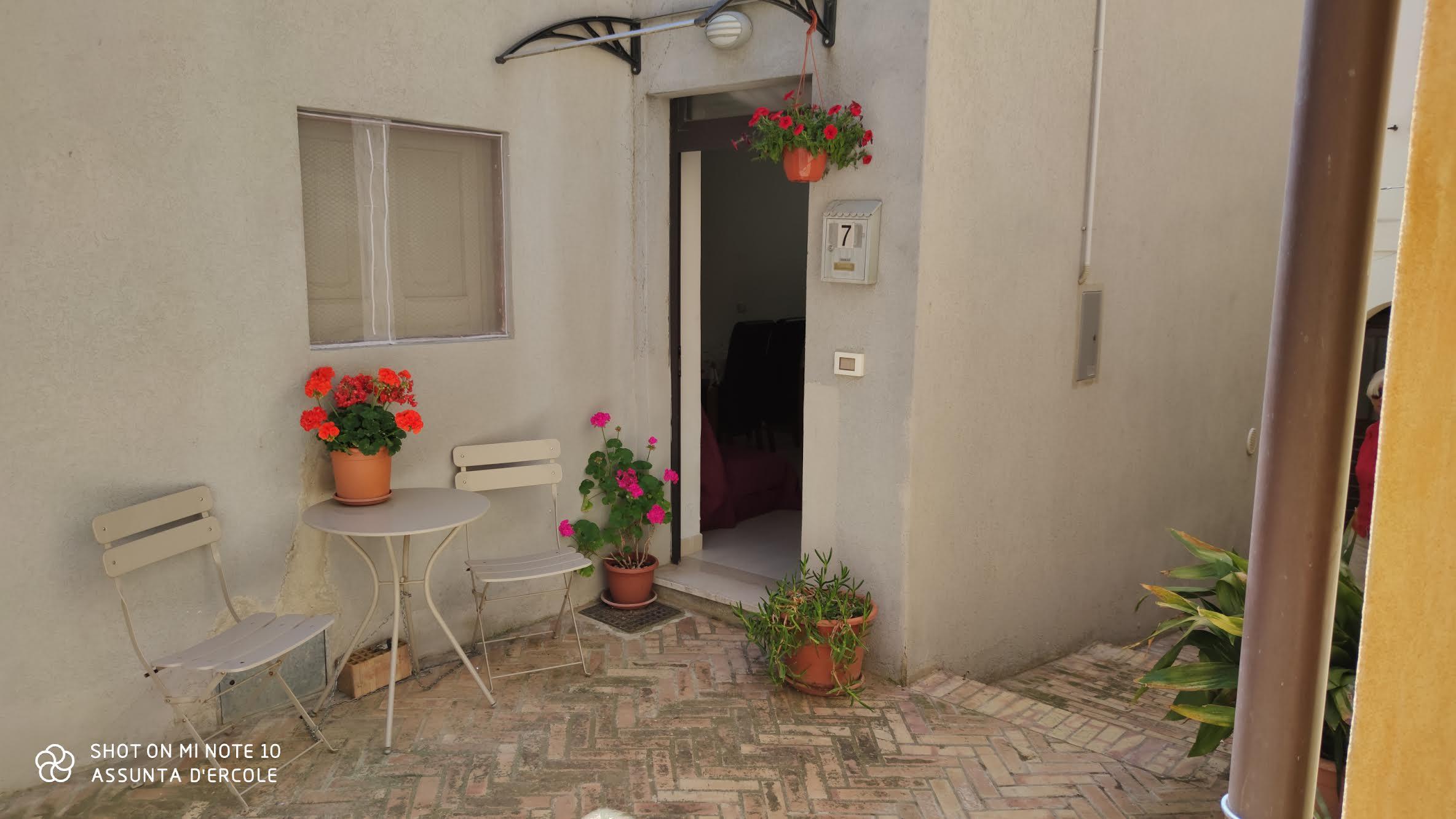 Rif 1254 – Scerni (CH) – Casetta Ristrutturata al centro storico – € 33000