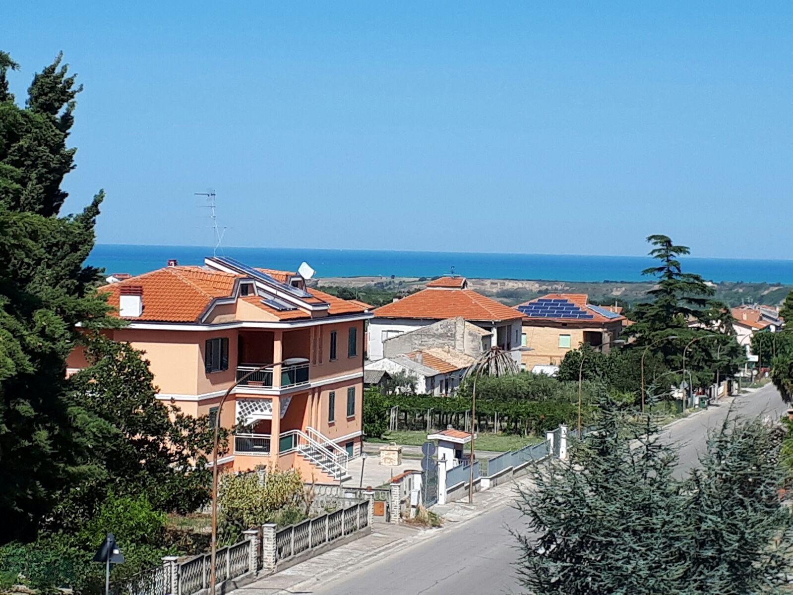 rif 1036 Casalbordino (CH) – Appartamento vista mare con garage – € 75000